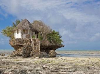 아프리카 섬 레스토랑