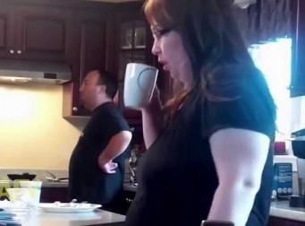 아내를 두 번 낚는 남편(동영상)