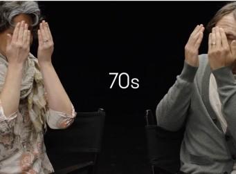 '늙어가는 얼굴' 본 20대 커플의 반응(동영상)