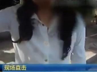 김여사 빰치는 중국 아우디女(동영상)