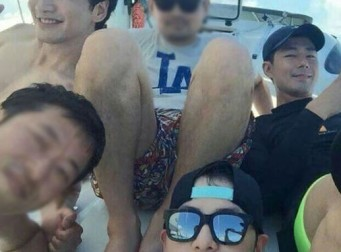 '훈훈해!' 절친 3인방 조인성·송중기·이광수의 우정여행