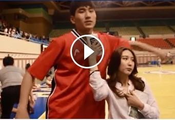 여자들이 농구선수를 좋아하는 이유(동영상)