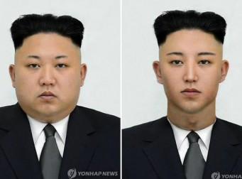 다이어트 성공한  북한 김정은