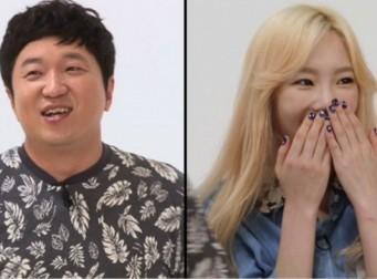 정형돈·태연, '주간아이돌'서 6년 만에 재회…초토화