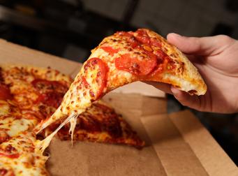 피자를 시켰더니 돈다발이 쏟아진다?