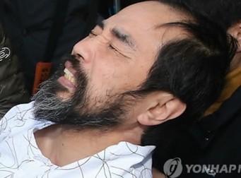 '美 대사 습격' 김기종씨 구치소서 교도관 폭행