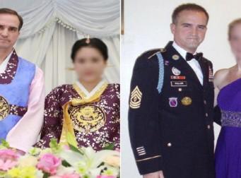 미국 살고 있는 가족 숨기고 한국 여자 속여 결혼한 미군