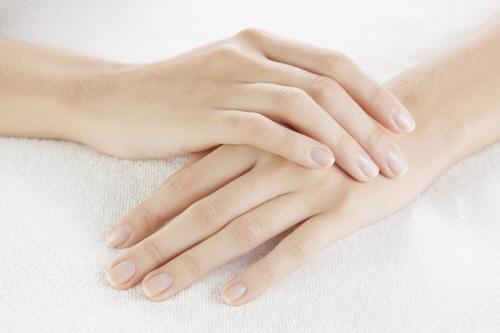 Nails without nail polish