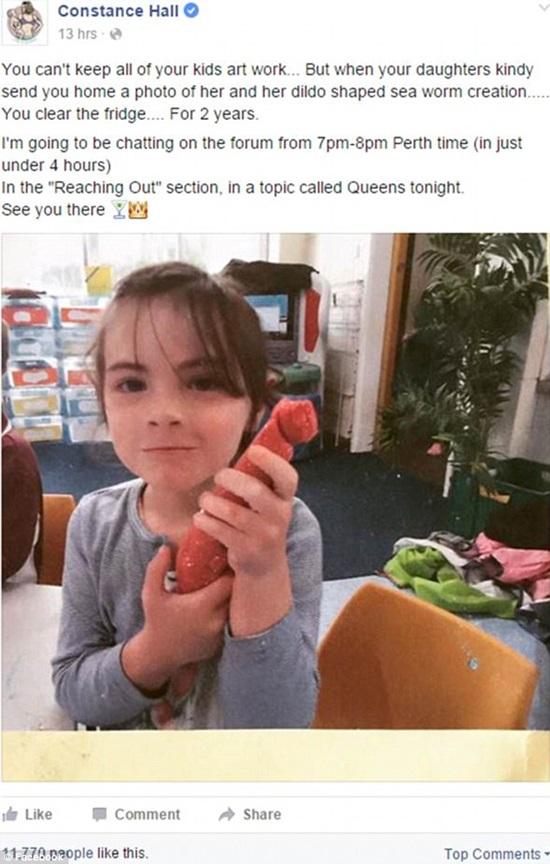 The Using play doh as a dildo cute