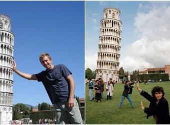 꼭 한 번 가고 싶던 '해외' 관광지들의 실체(사진18장)