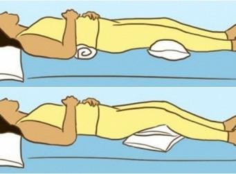 '생리통·두통‥' 다양한 통증 낫게 해주는 '수면자세'