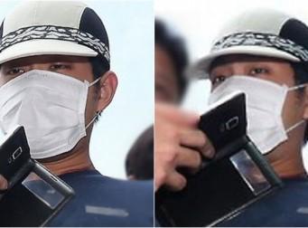 '10대 여학생 성폭행범'… 마스크 쓰고 법원에 나타났다