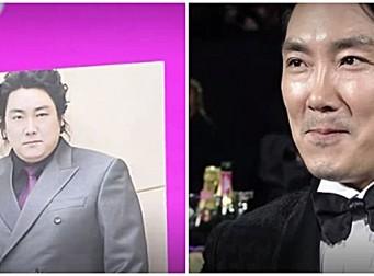'흑역사 사진' 공개 되자 장도연 협박한 조진웅의 모습(동영상)