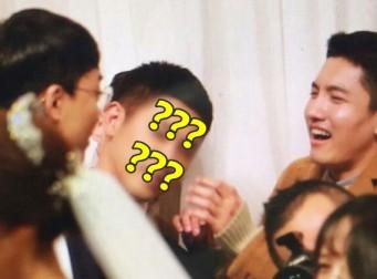 여동생이 뽀뽀하는 모습을 본 유노윤호의 표정(사진3장)