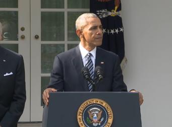 기자회견에서 오바마 대통령이 트럼프 당선인에게 전한 메시지 (동영상)