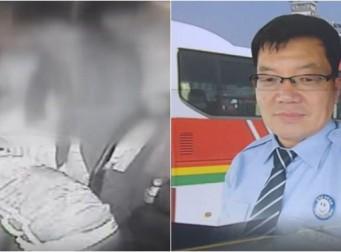 승객 40명 목숨을 위해 '뇌출혈' 속에서도 핸들을 꼭 붙잡은 버스 기사