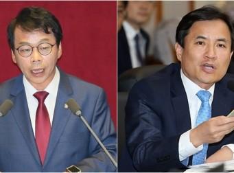 김진태와 쌍벽을 이루는 '국회의원'이 청문회에 등장했다