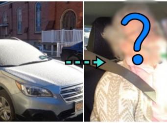 차 안에서 동사한 할머니에게 숨겨진 충격적인 비밀