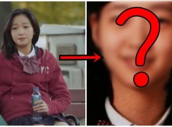 드라마 도깨비에서 고등학생 역할 맡은 김고은의 실제 고딩시절(사진 7장)
