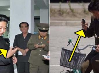북한에서 삼성은 안 되고 LG 핸드폰은 사용할 수 있는 이유
