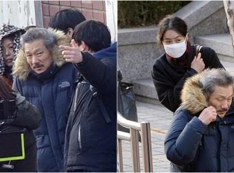 [단독포착] 현재 김민희·홍상수 극비리 신작 촬영 중