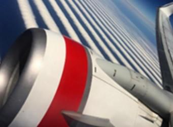 줄 맞춰 둥실둥실 떠 있는 구름(사진 3장)