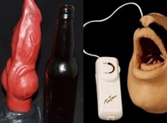 약빨고 만든 듯한 괴상한 섹스용품 10가지