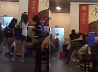 딸이 '집단 폭행' 당하는 현장을 덮친 아버지 (동영상)