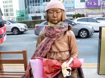 """부산동구, """"소녀상 영구 보존 꼭 해결할 것"""" (사진 3장)"""
