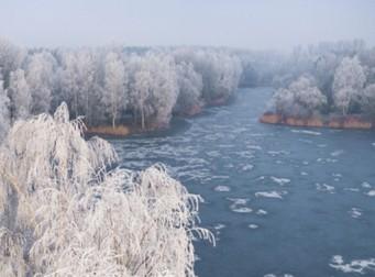 드론을 이용해 찍은 풍경 사진