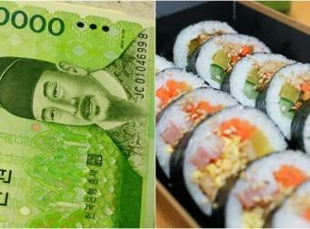 '하루 1만원'에 김밥집서 9년 일한 남자가 있다