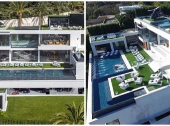 헬기와 슈퍼카 12대가 포함된 미국에서 가장 비싼 저택(사진 27장)