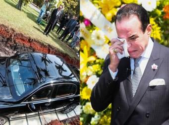 브라질의 유명한 부자가 '5억 5천만원' 짜리 벤틀리를 땅에 묻으며 한 말은?