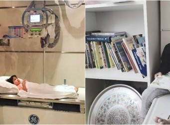 리키 김 아들 '원인불명' 통증으로 걷지 못했다는 소식에 현재 인스타그램 상황
