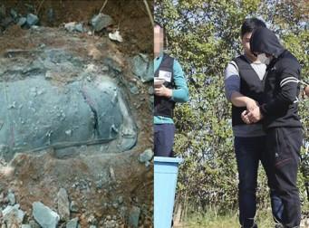 '헤어지자'는 동거녀 살해 후 콘크리트로 암매장한 남성
