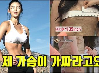 'D컵' 가슴성형 의혹에 화가난 유승옥이 내놓은 빼박 증거