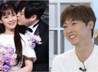 장우혁이 문희준 결혼식 당일 올린 인스타그램