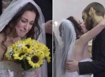 결혼하고 싶었던 여성이 6년이 지나서 할 수 밖에 없던 이유(사진 3장)