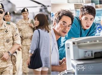 대만 연휴기간에 대만인이 가장 많이 시청한 한일 드라마 top8