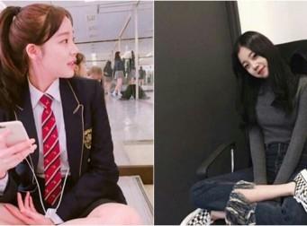 실물과 너무 다른 '인스타그램' 때문에 논란인 아이돌 (사진11장)
