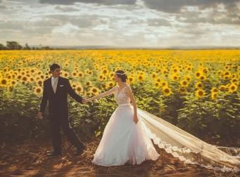 로맨틱한 신혼 여행지 4곳 (사진 4장)