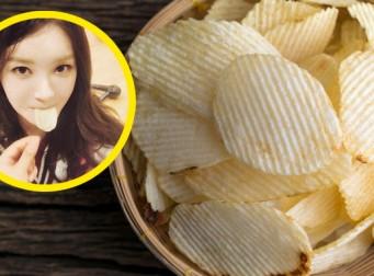 감자칩만 먹으면 되는 시급 1만 2천원 '꿀알바' (동영상)