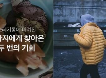 쓰레기통에 버려진 강아지에게 찾아온 두 번의 기회 (사진10장)