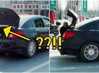 70대 노모를 트렁크에 태운 아들 … 도대체 뭐 때문에?