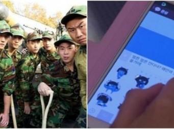 """[투표] """"여자들과 함께 있는 카카오톡 단톡방에서는 군대 얘기하면 안 되나요?"""""""
