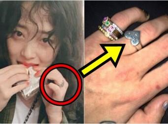 YG 관계자가 밝힌, 지드래곤-설리 반지의 정체