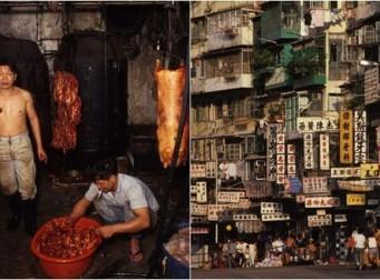 세계에서 가장 더럽고 음란하고 퇴폐했던 곳, 구룡성채 (사진 8장)