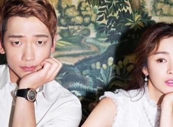 결혼 후 '첫' 커플화보 찍은 비-김태희