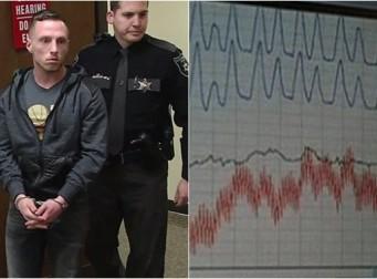 경찰 시험 '거짓말 탐지기' 면접 중 성폭행 사실 들켜 체포된 남성