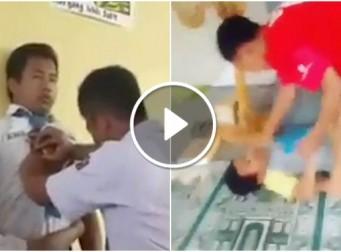 """""""마약 한 기분"""", 10대들이 목숨 걸고도 즐겨 한다는 '기절 게임' (동영상)"""